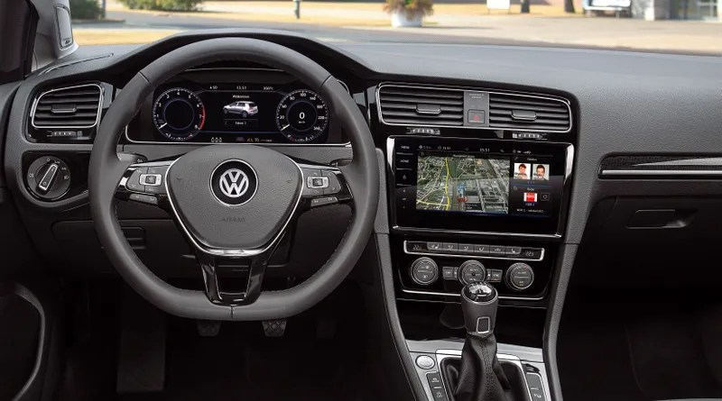 The 2018 Volkswagen Gti Just Got An Incredibly High Tech