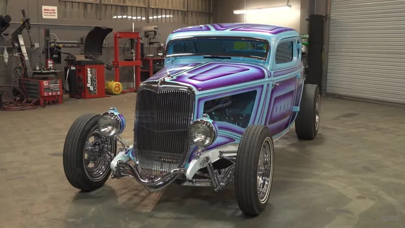This Ford HiBoy Hot Rod is a Detail-Oriented Dream
