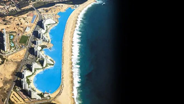 San Alfonso Del Mar Zwembad The 10 Most Awesome Pools In The World