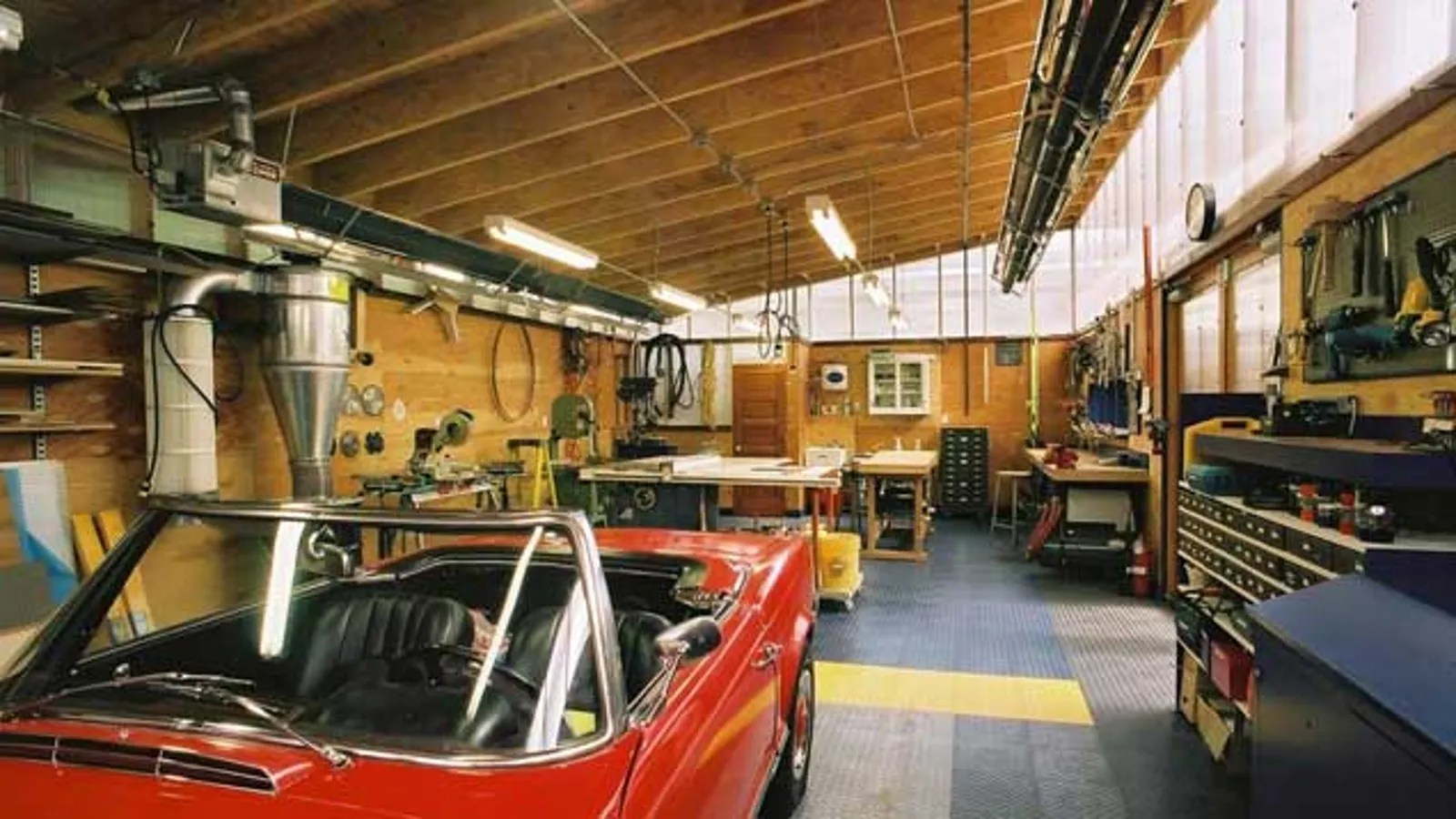 Garage Design Tips How To Transform Your Garage Into The Ultimate Diy Workshop