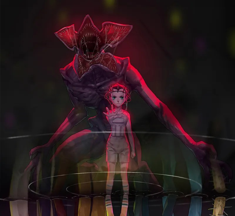 Girl Paw Patrol Wallpaper A Stranger Things Anime Is Not The Worst Idea Kotaku Uk