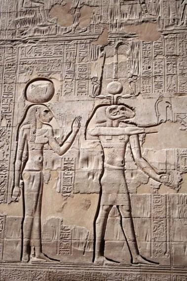 Resultado de imagen de egipcios y sus dioses