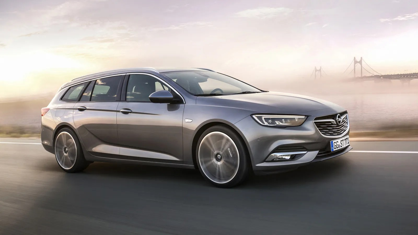 Vauxhall Insignia 2018 The 2017 Opel Insignia Wagon Will Make You Want To Buy A Buick