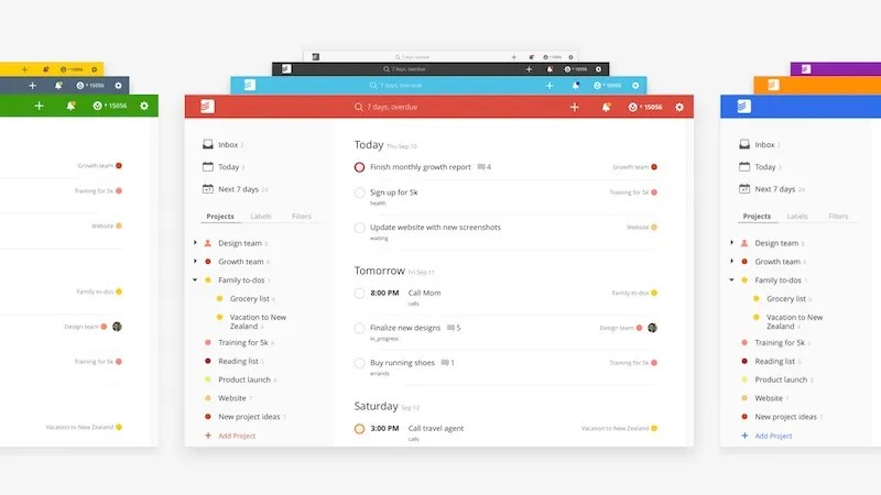 Todoist for Desktop and Web Gets a Design Overhaul, New Themes - it project manager job description
