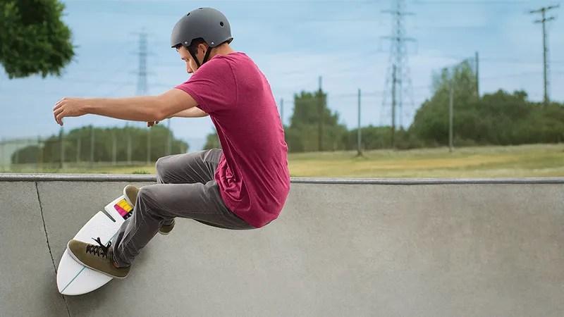 The Razor RipSurf is a Strange Skateboard and Surfboard Hybrid
