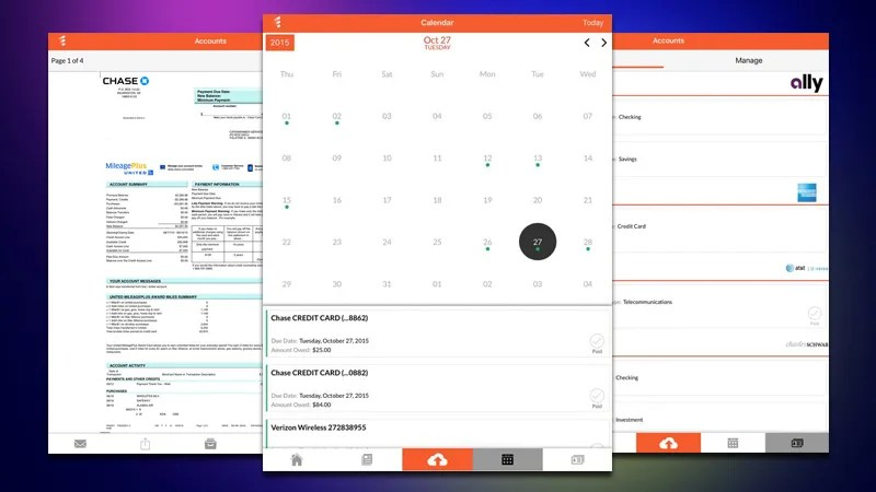 FileThis 20 Can Now Manage Your Bills, Show You a Calendar of Due Dates