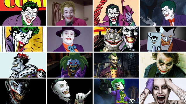 Jared Leto Quote Wallpaper The Complete History Of The Joker S Many Many Incarnations