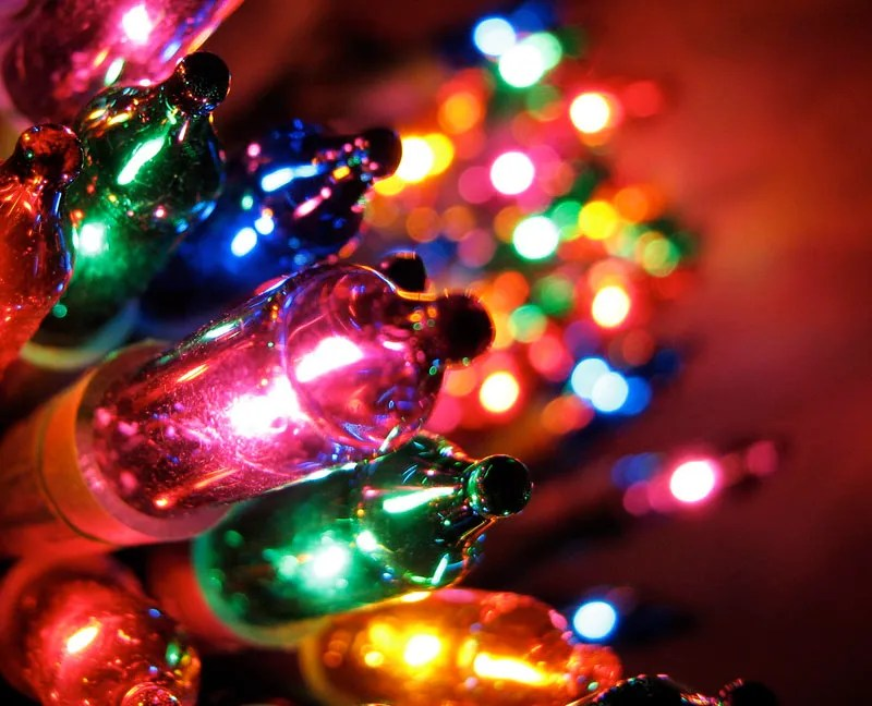 Christmas Lights, The Brief and Strangely Interesting History Of