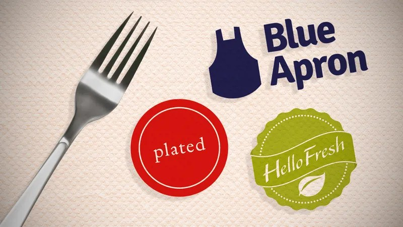 The Best Meal Kit Services Blue Apron vs Hello Fresh vs Plated