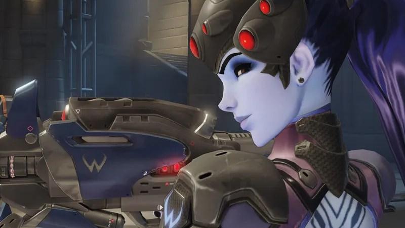 Overwatch Hanzo Wallpaper Iphone One Overwatch Fan Is Tracking The Best Widowmaker Duelists