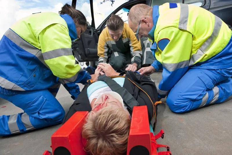 The hidden dangers of being a paramedic - paramedic job description