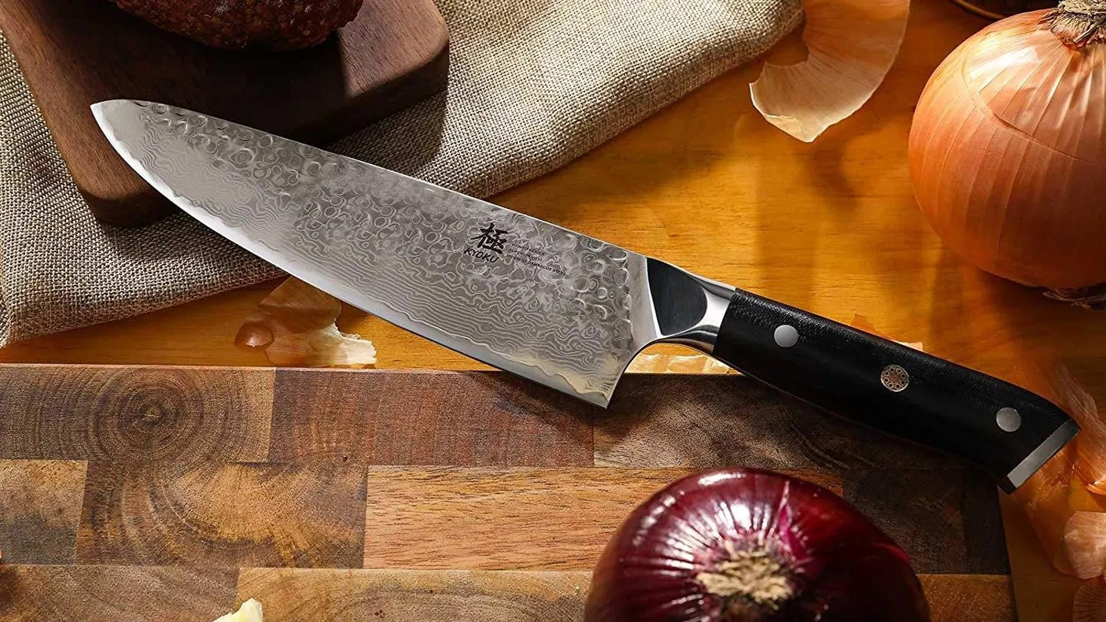 Knife Media Kyoku Daimyo Series Chef 39s Knife Review