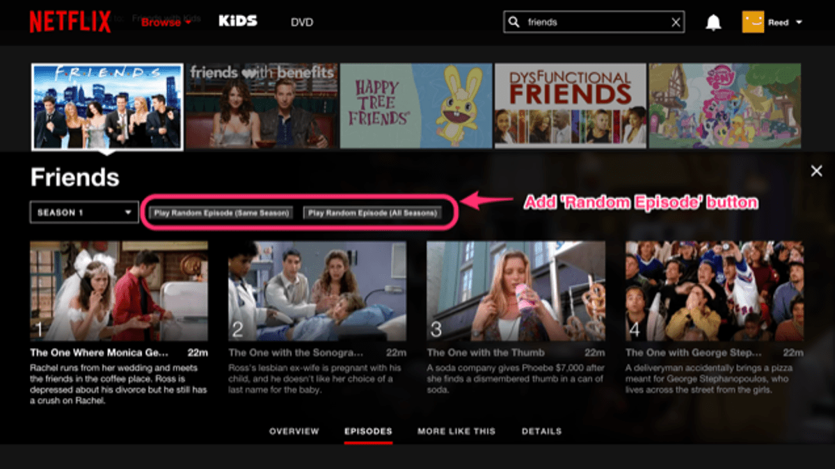 Einrichten Netflix Flix Plus Hide Spoilers Show Ratings And More In Netflix