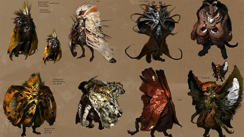 Aliens Cute Wallpaper I Don T Remember These Cute Moth Guys In Destiny