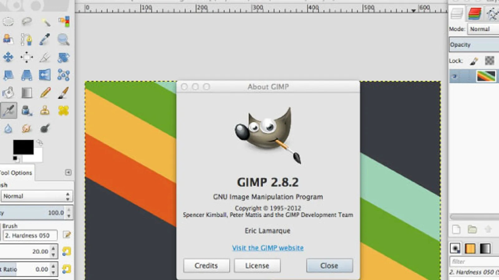 Gimp 2.0 Gimp Is Now Available As A Native App For Mac Os X