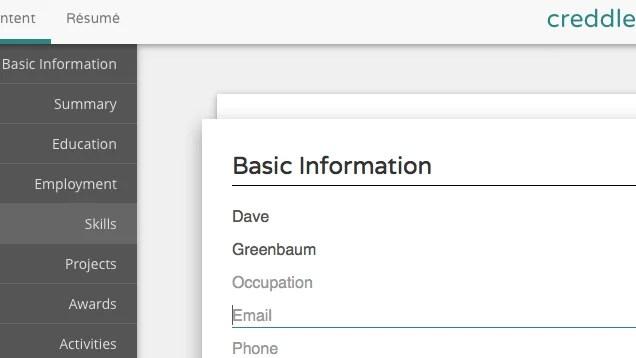 lifehacker linkedin resume builder professional resumes example