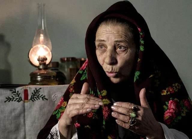 Romanian Witches Protest Taxes With Spells & Hexes