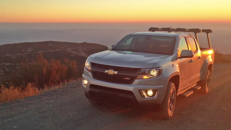 What\u0027s The Point Of The 2017 Chevy Colorado\u0027s New Engine And Gearbox?