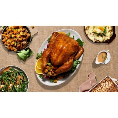 Medium Crop Of Order Thanksgiving Dinner