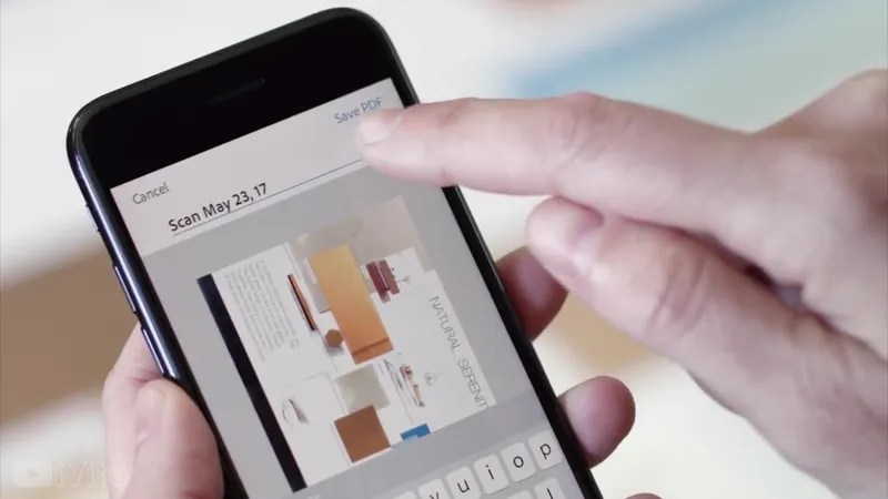 Transform Any Document into a Searchable PDF with Adobe\u0027s Scan App