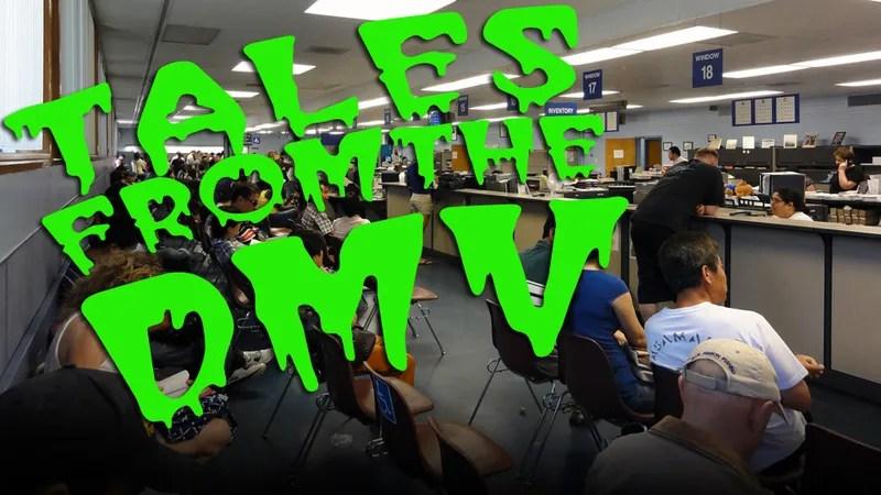 The Ten Scariest DMV Horror Stories
