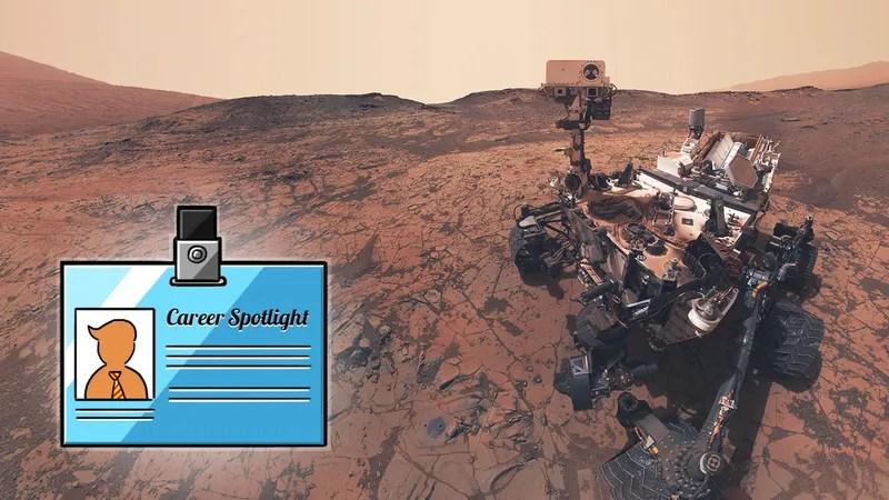 Career Spotlight What I Do as a NASA Engineer