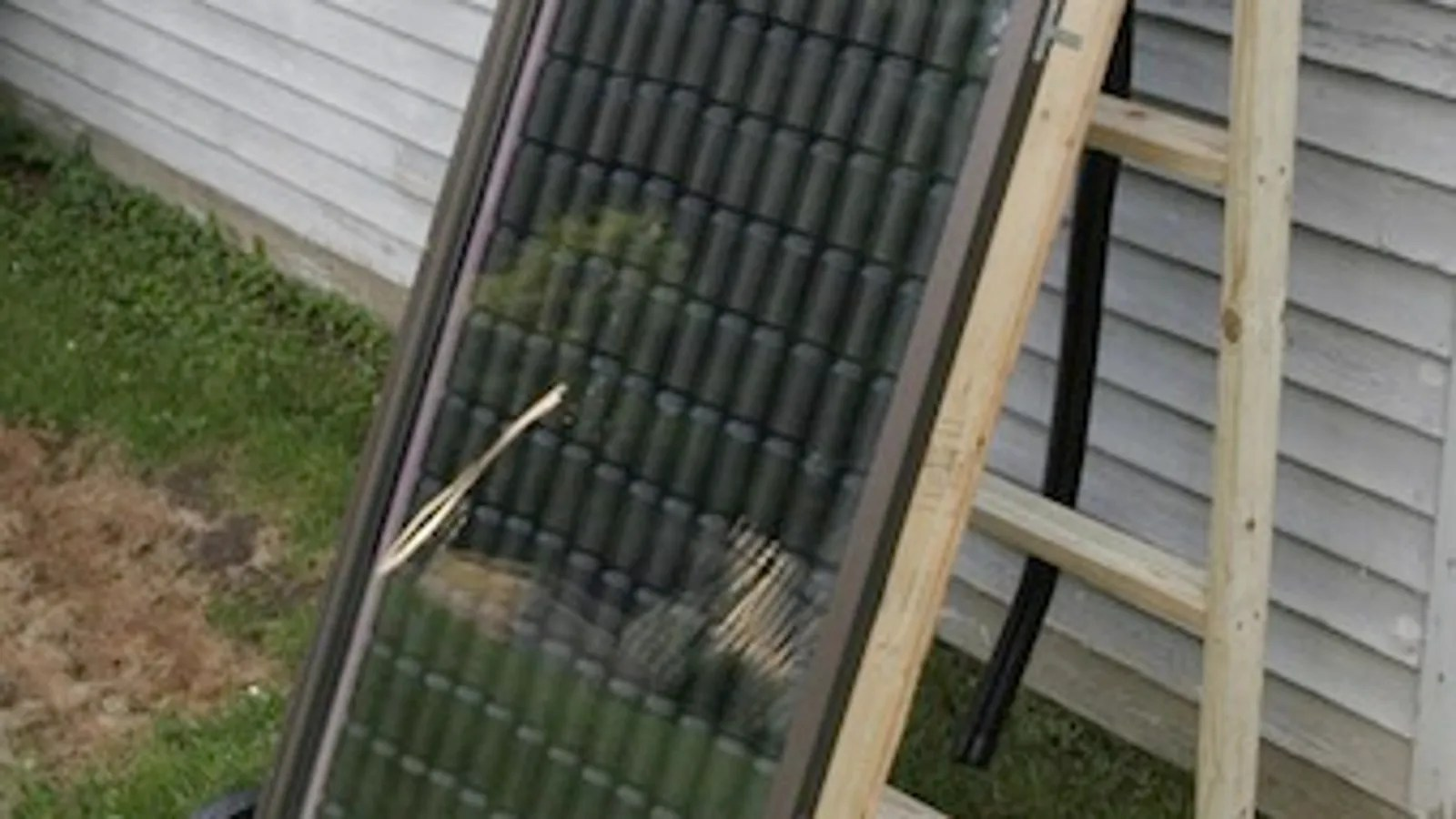 Solaranlage Garage Build Your Own Soda Can Solar Heater