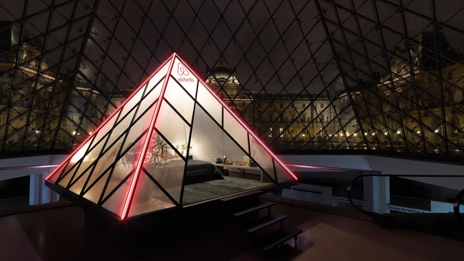 Airbnb Paris 17 How To Spend A Night In The Louvre