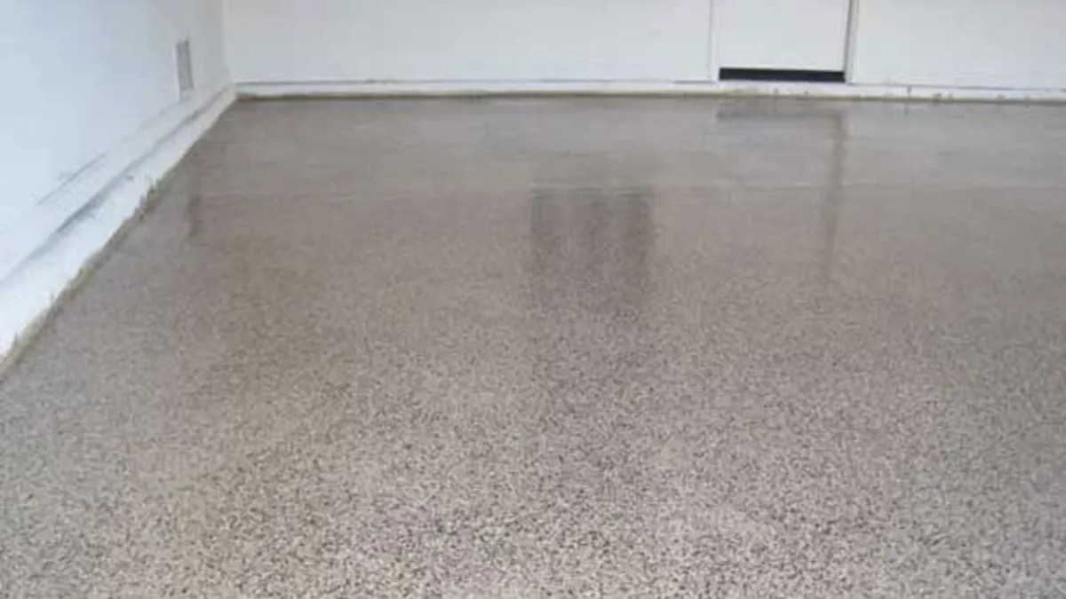 Garage Floor Epoxy Steps How To Install Epoxy Garage Floor Coating
