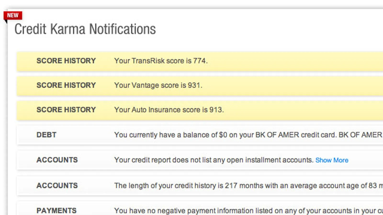 Credit Karma Credit Karma Now Offers Free Credit Monitoring To Prevent