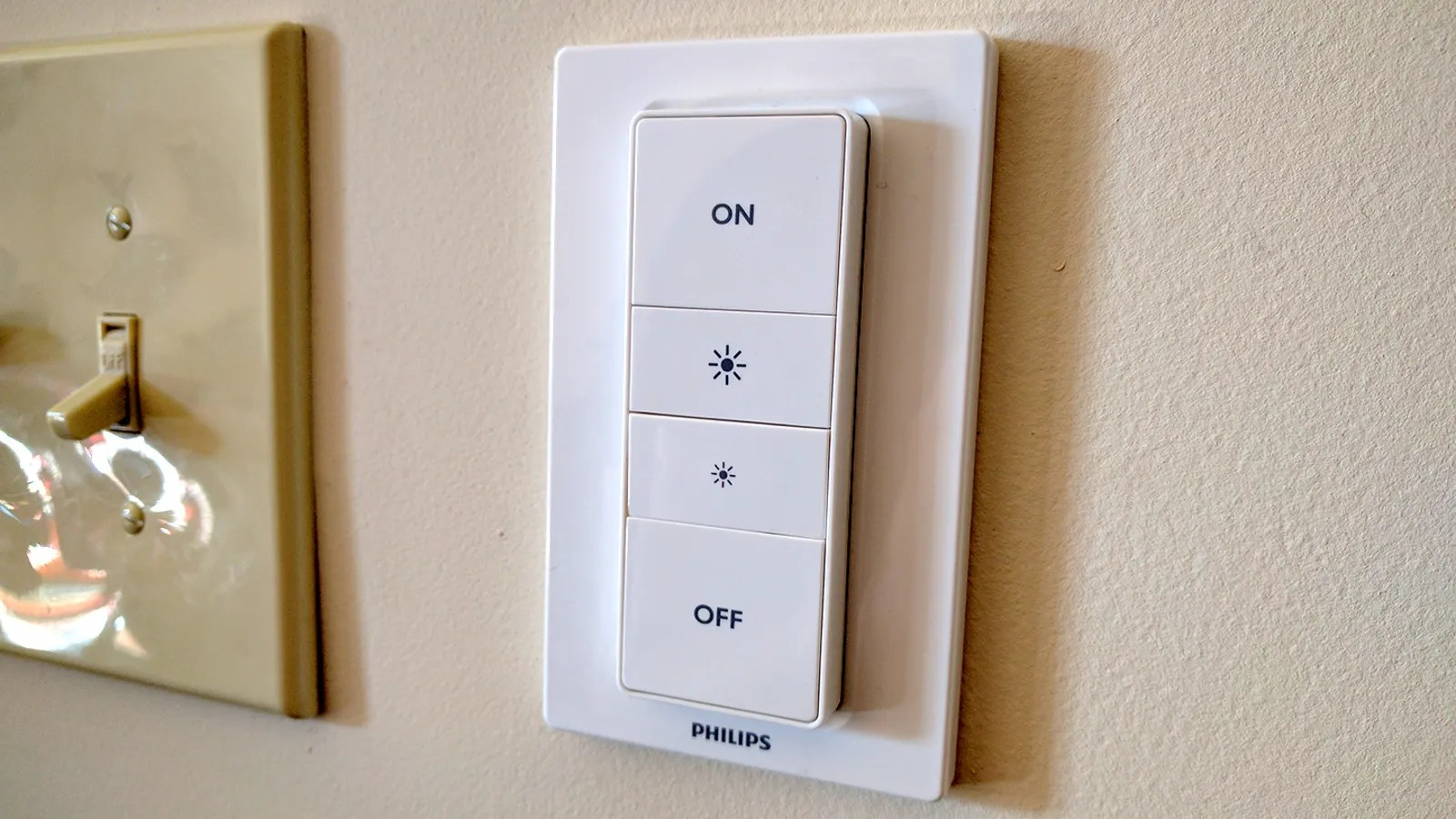 Philips Dimmer The Philips Hue Dimmer Kit Is Landlord Friendly Adds Dimmable