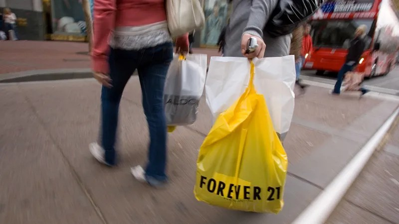 Forever 21 Faces $2 Million Lawsuit Over Hidden Camera in Employee