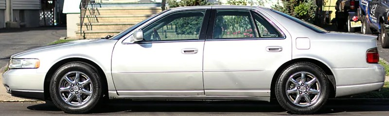 How More \u003d Less The Story Of My 2002 Cadillac Seville STS