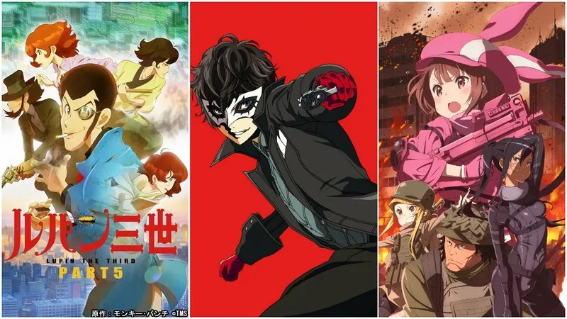 Persona 4 The Animation Wallpaper Your Spring 2018 Anime Guide Updated