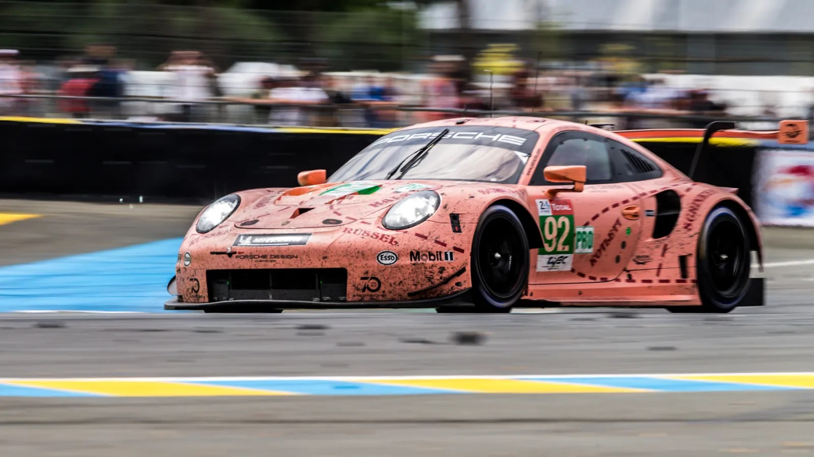 Ikea Le Mans The Best Looking 911 Won The 24 Hours Of Le Mans As Porsche Owns