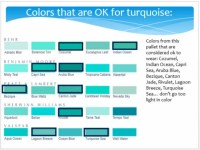 Sorority Report #4: Sister-Approved Shades of Turquoise ...