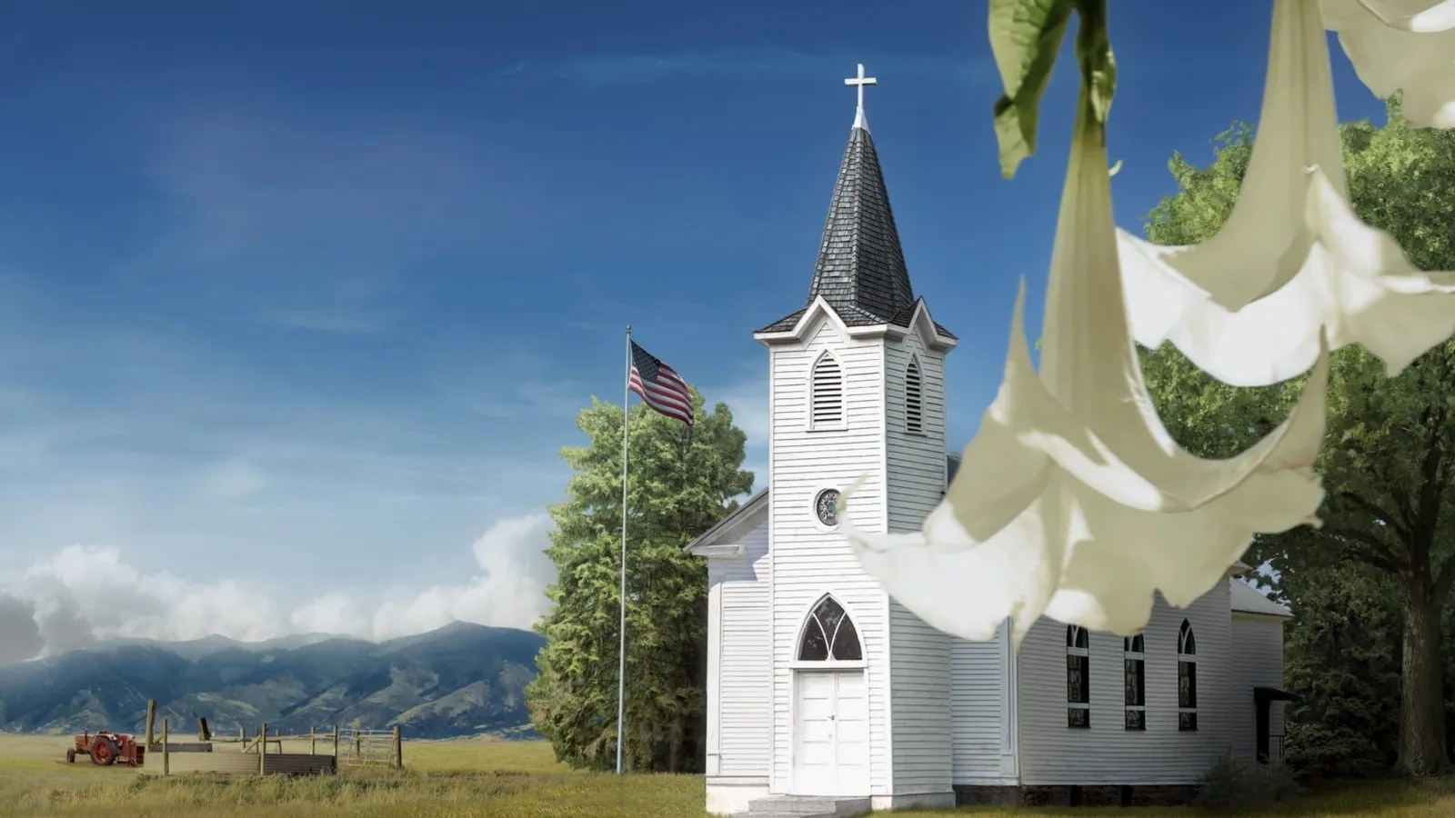 Otaku Quotes Wallpaper Far Cry 5 S Religious Radio Station Reveals A Different