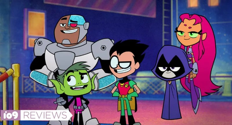Teen Titans Go to the Movies Review A PG-Animated Deadpool