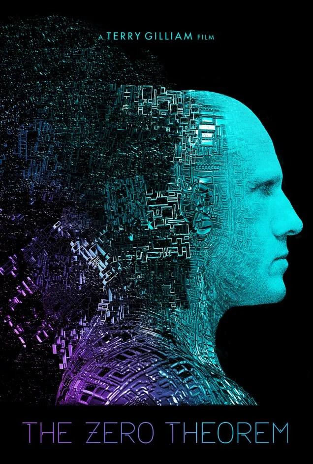 This Poster for Terry Gilliam\u0027s \u003cem\u003eThe Zero Theorem\u003c em\u003e is Pretty