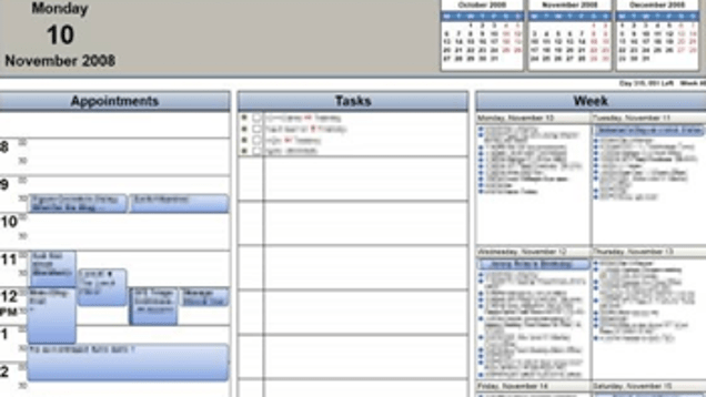 Templates For Calendar Printing Assistant For Outlook 2007 Using Outlook Calendar Printing Assistant In Outlook 2010 Calendar Printing Assistant Prints Your Outlook 2007
