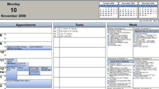 Calendar Printing Assistant For Outlook 2007 Calendar Printing Assistant Bringing Outlook Printing Calendar Printing Assistant Prints Your Outlook 2007