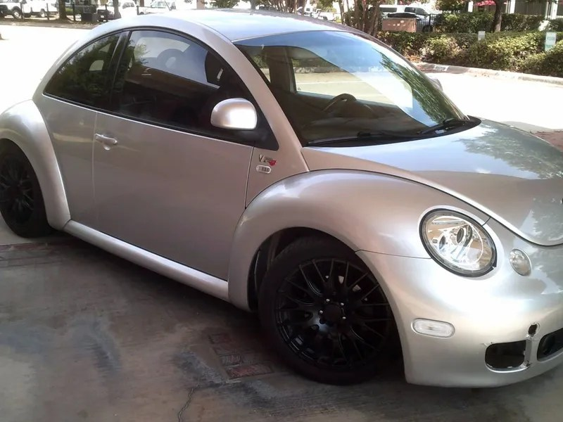 For $3,500, Is This VR6-Equipped 1999 VW New Beetle A Bug You Could