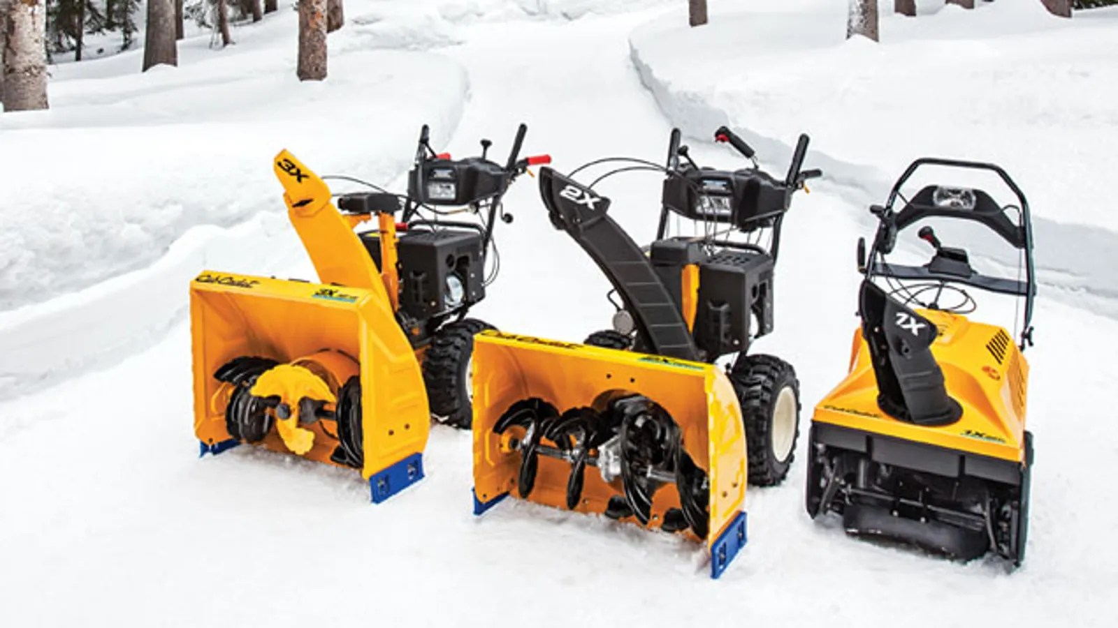 Used Snow Blowers How To Decide Between A Single Stage Or Two Stage Snow Blower
