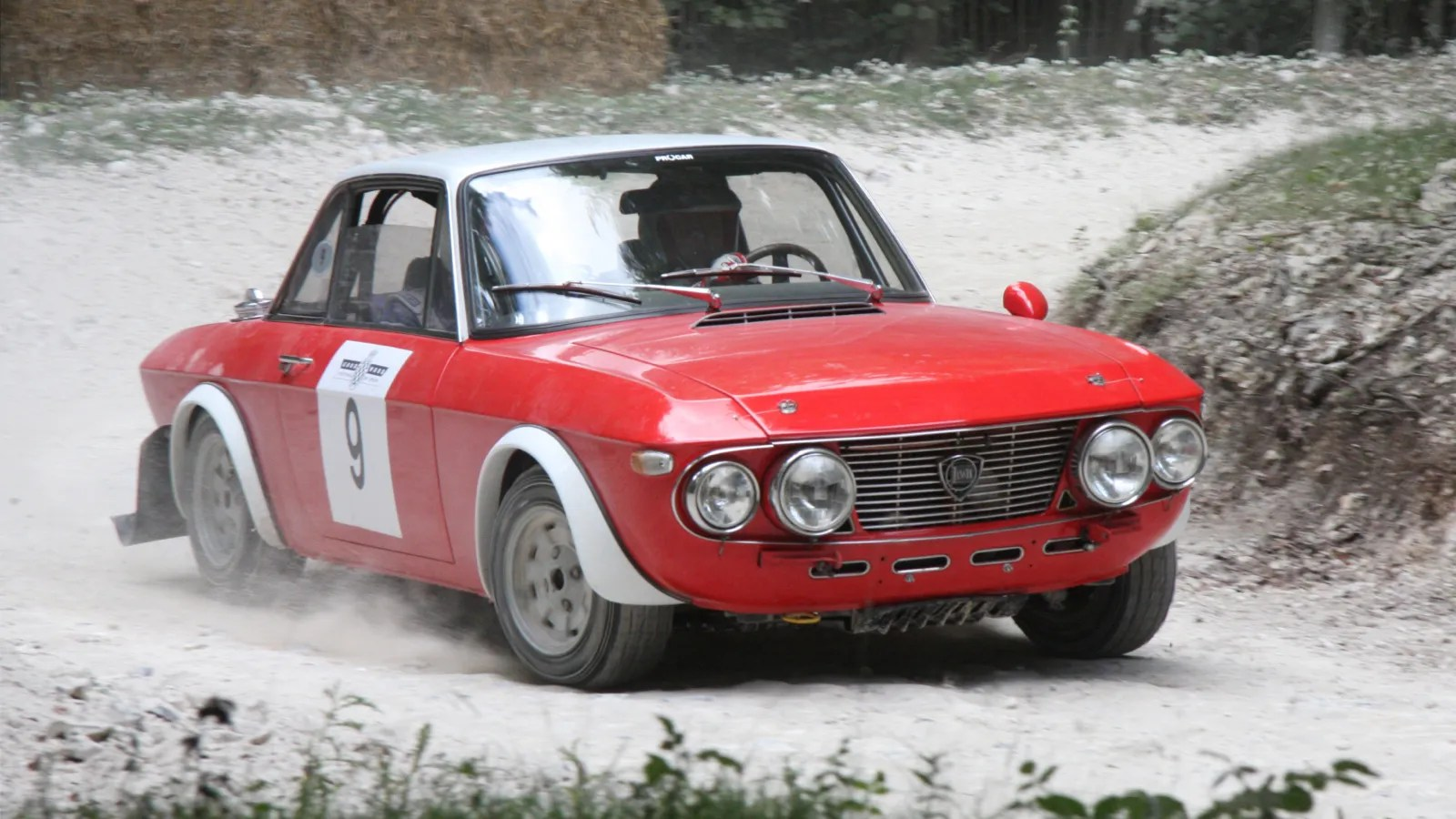 How To Put A Wallpaper On Your Car Your Ridiculously Awesome Rally Lancia Fulvia Wallpaper Is