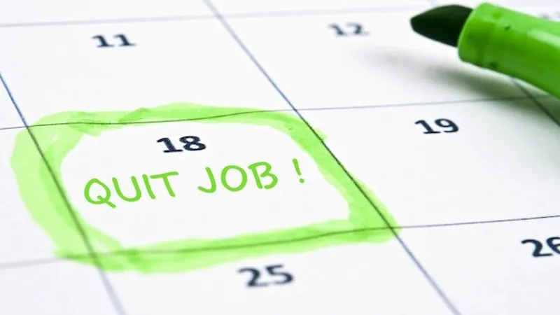Superb Know When To Quit Your Job By Watching For These Signals Great Relationships  .