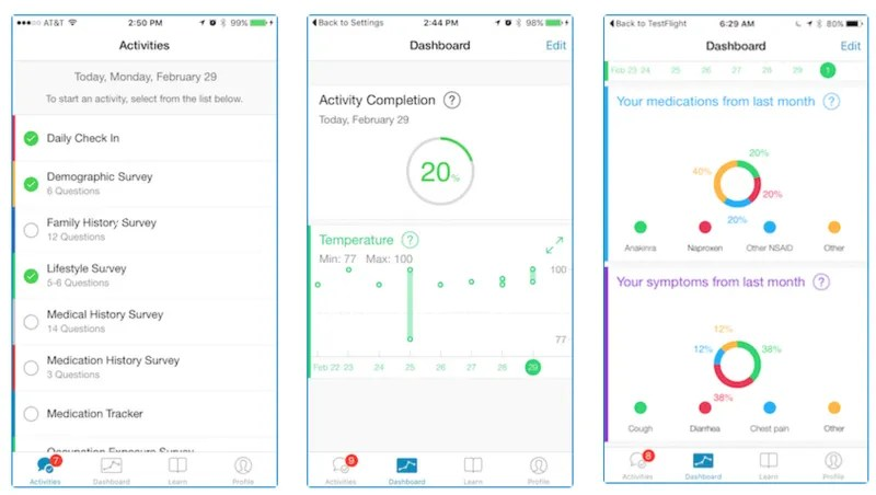 Researchers Are Trying to Use an iPhone App to Understand Body