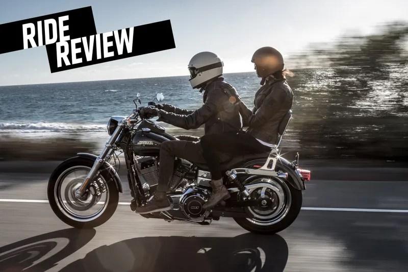 Girl Motorcycle Wallpaper Covered Ride Review The Harley Davidson Dyna Low Rider Helped Me