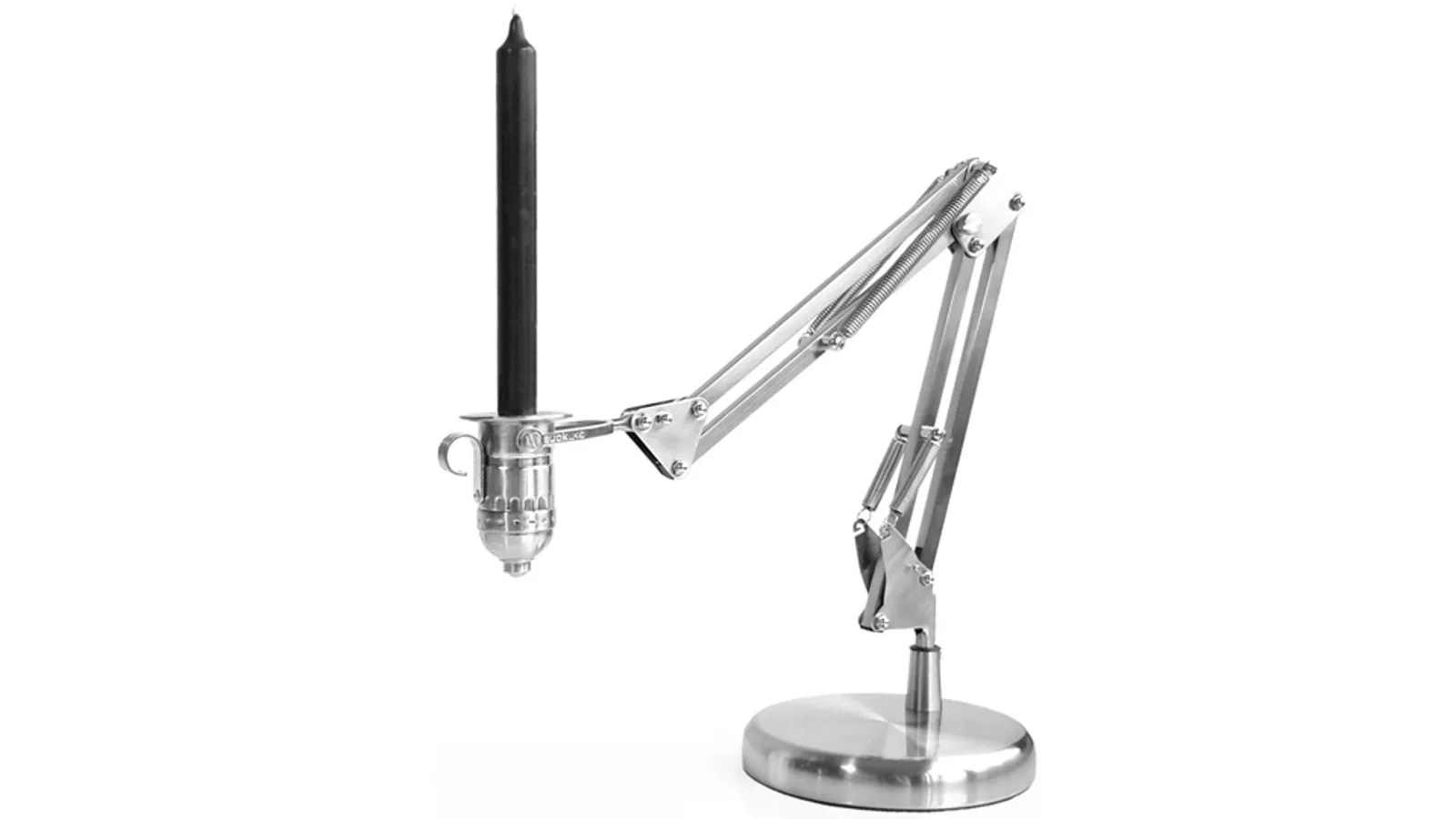 Pixar Desk Lamp Is This Articulating Candle Holder The Grandfather Of The