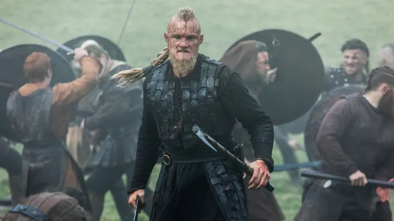 Chaos Wallpaper Hd In Its Bloody Mid Season Finale Vikings Finds Some