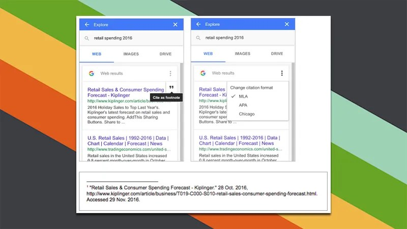Google Docs Makes It Easier to Add MLA, APA, and Chicago-Style Citations